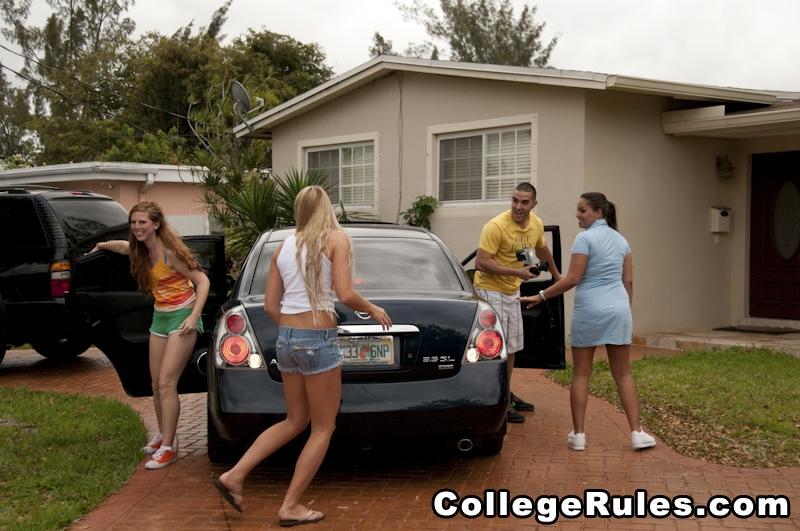 College girl sex hidden cam