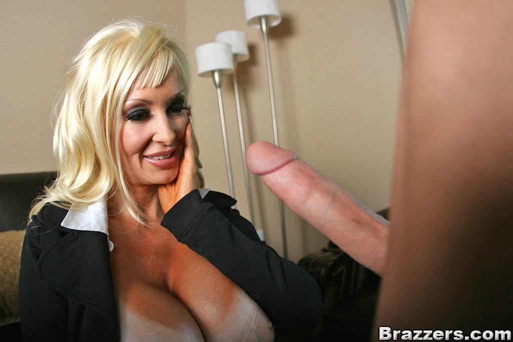 Scared Big Cock Milf