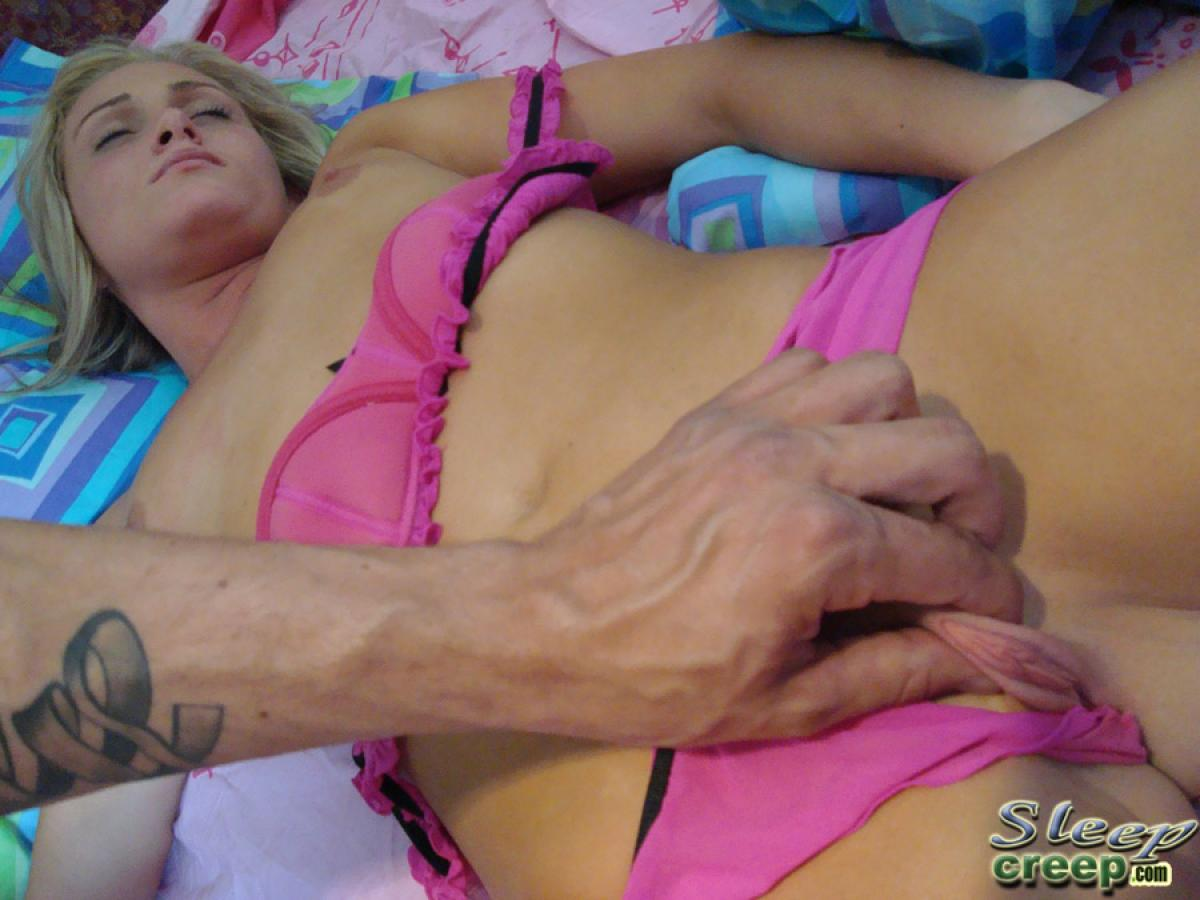Will Fingering tiny girl sleepingg pity